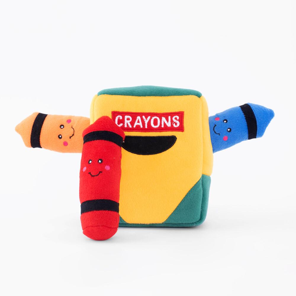 Crayon Box - Hide & Seek Toy