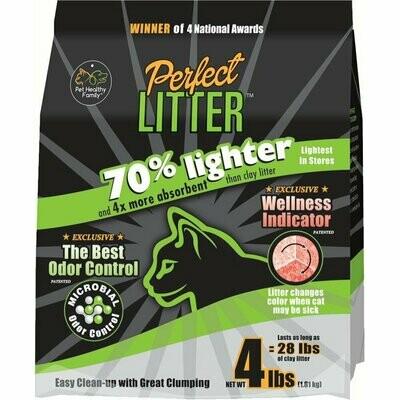 Perfect Litter - Wellness Indicator