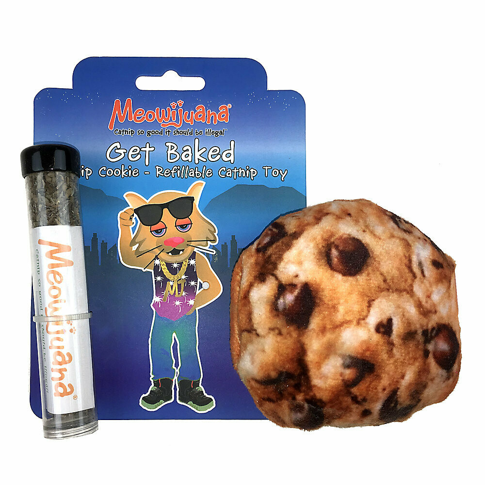 Get Baked Cookie - Catnip & Toy