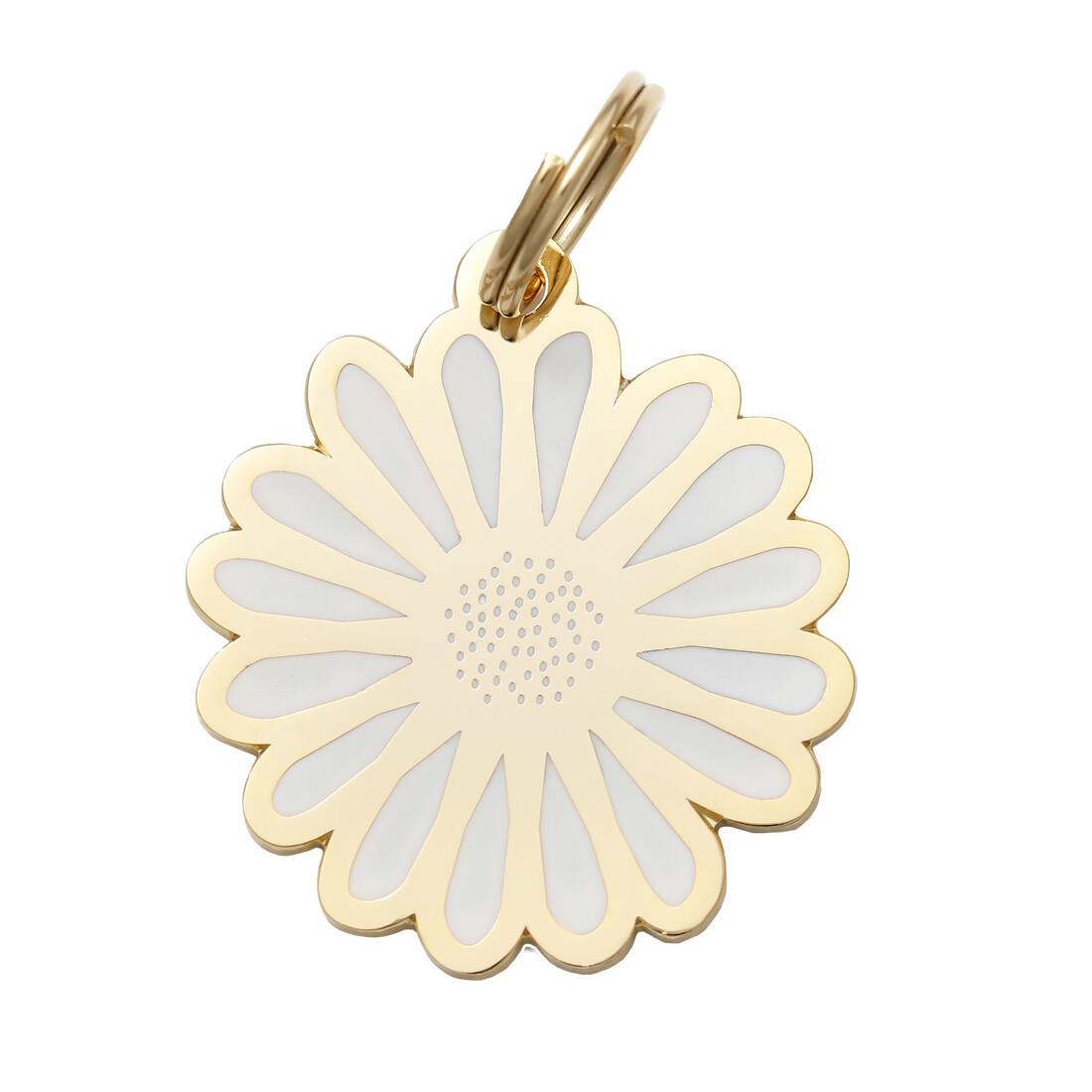 Daisy Flower Tag