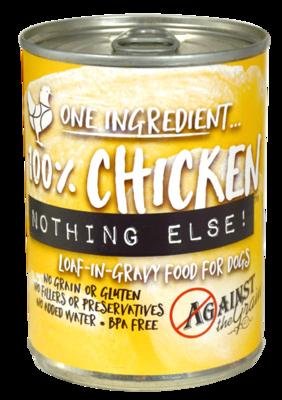 One Ingredient 100% Chicken - Against the Grain