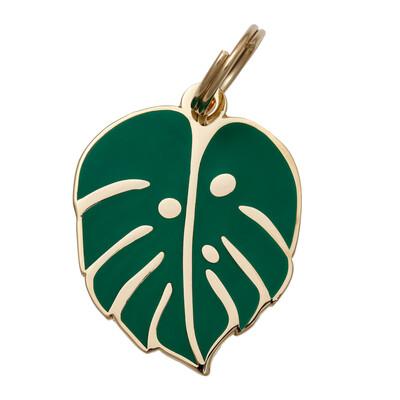 Tropical Leaf Tag