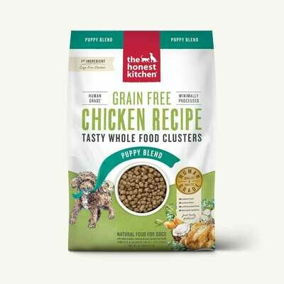Puppy Grain Free Chicken Clusters - Honest Kitchen