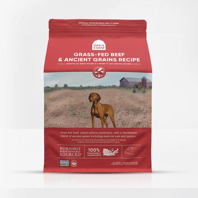 Ancient Grains Grass-Fed Beef Recipe - Open Farm