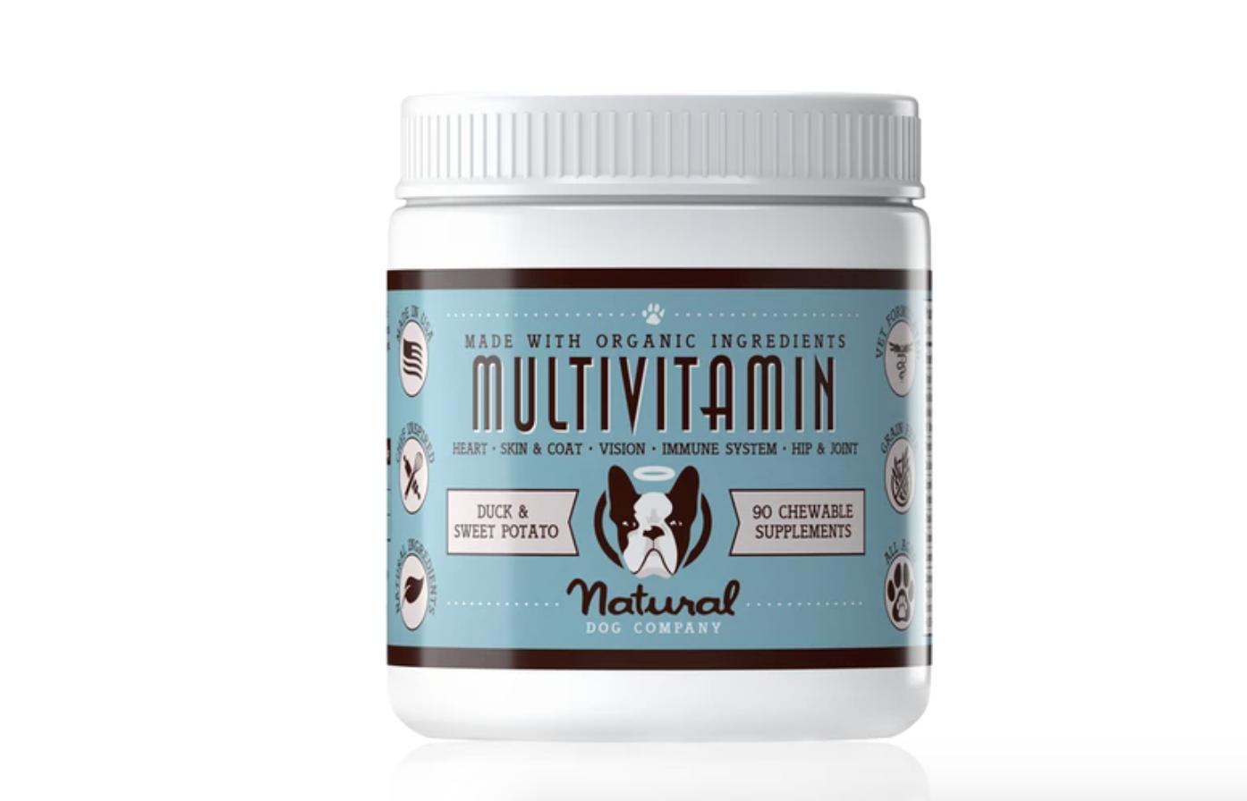 Multivitamin - Natural Dog Company