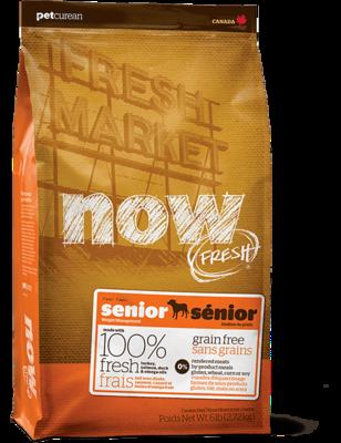 Now Fresh Grain Free Senior Recipe