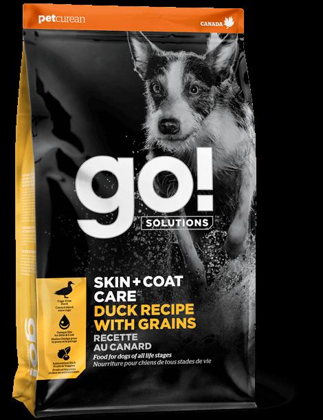 GO! Skin & Coat Duck Recipe