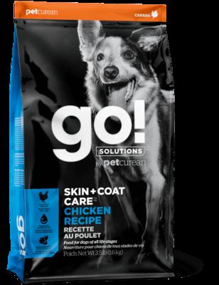 GO! Skin & Coat Chicken Recipe