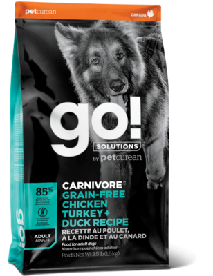 GO! Carnivore GF Chicken Turkey Duck Recipe