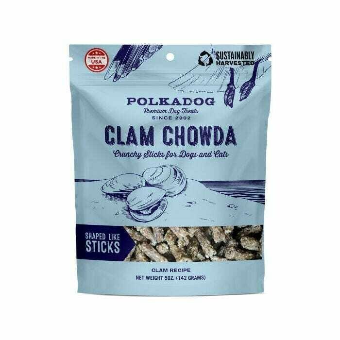 Clam Chowda Sticks - Polkadog
