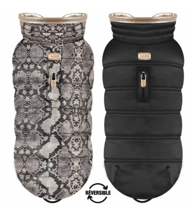 Reversible Luxury Animal Pattern Vest