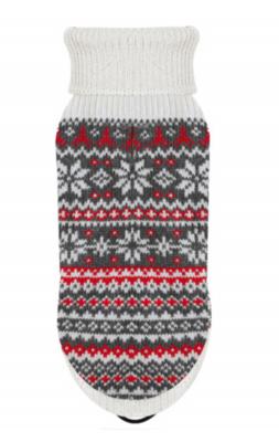 Luxury Apres Ski Sweater