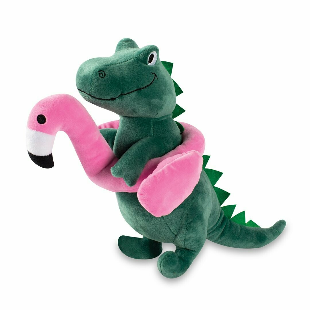 Flamingo Floatie Rex