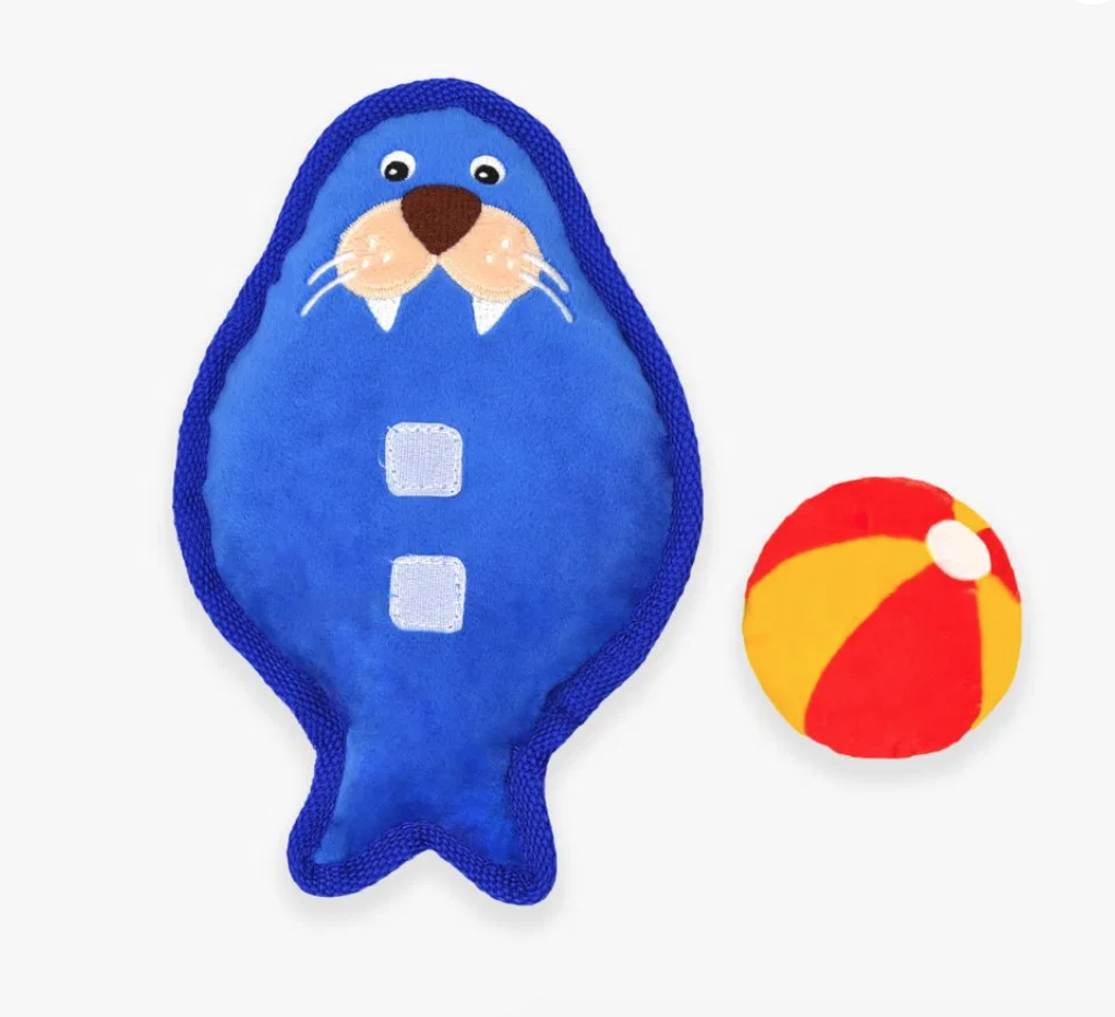 Sea Lion W/Ball Toy