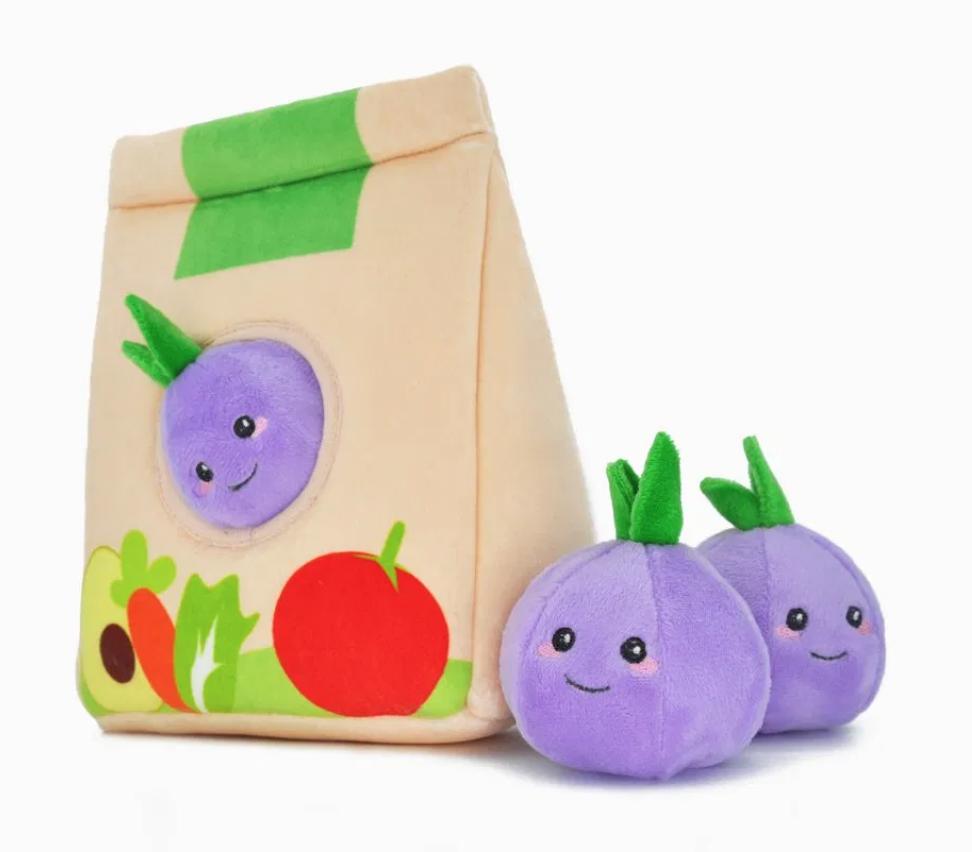 Market Vegetable Bag - Hide & Seek