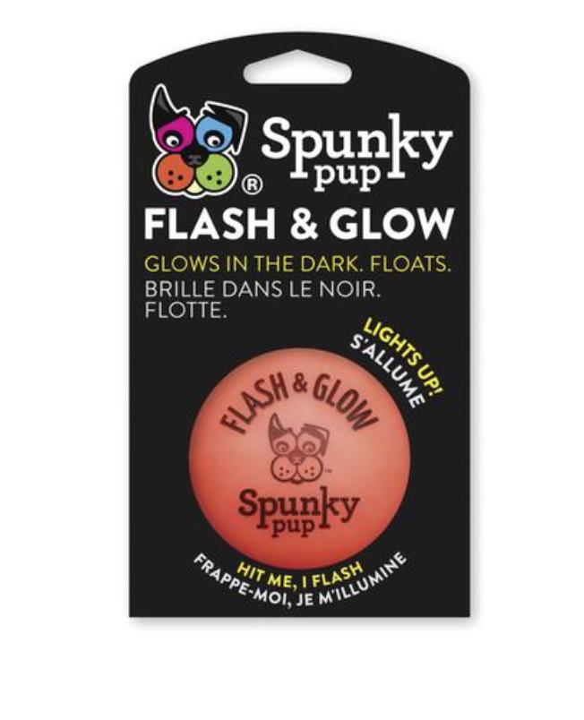 LED Ball - Spunky Pup