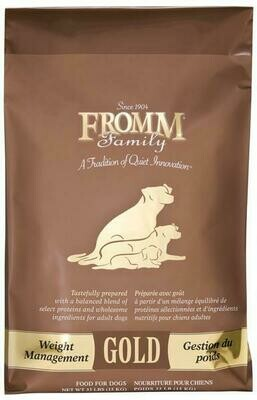 Gold Weight Management Food - FROMM
