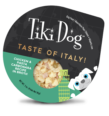 Taste of Italy - Tiki Dog