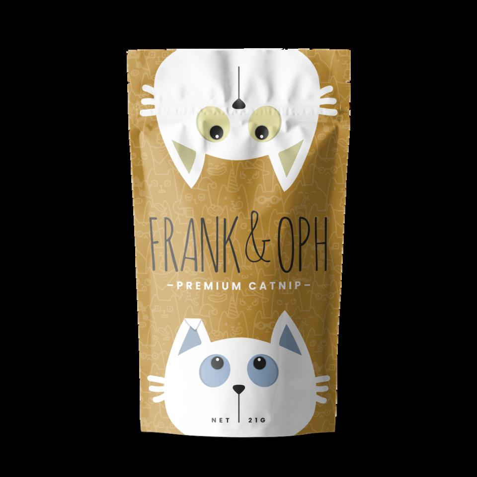 Premium Organic Catnip - Frank & Oph