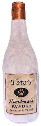 Toto's Vodka Bottle Toy