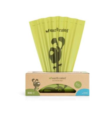 Earth Rated Poop Bags ( 8x13 ) - 300 Bag Roll