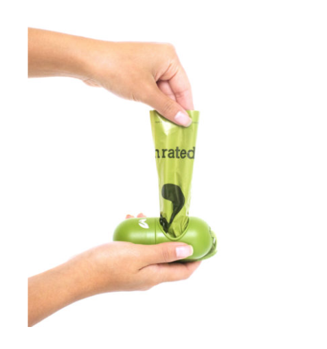Eco Poop Bag Holder - Earth Rated