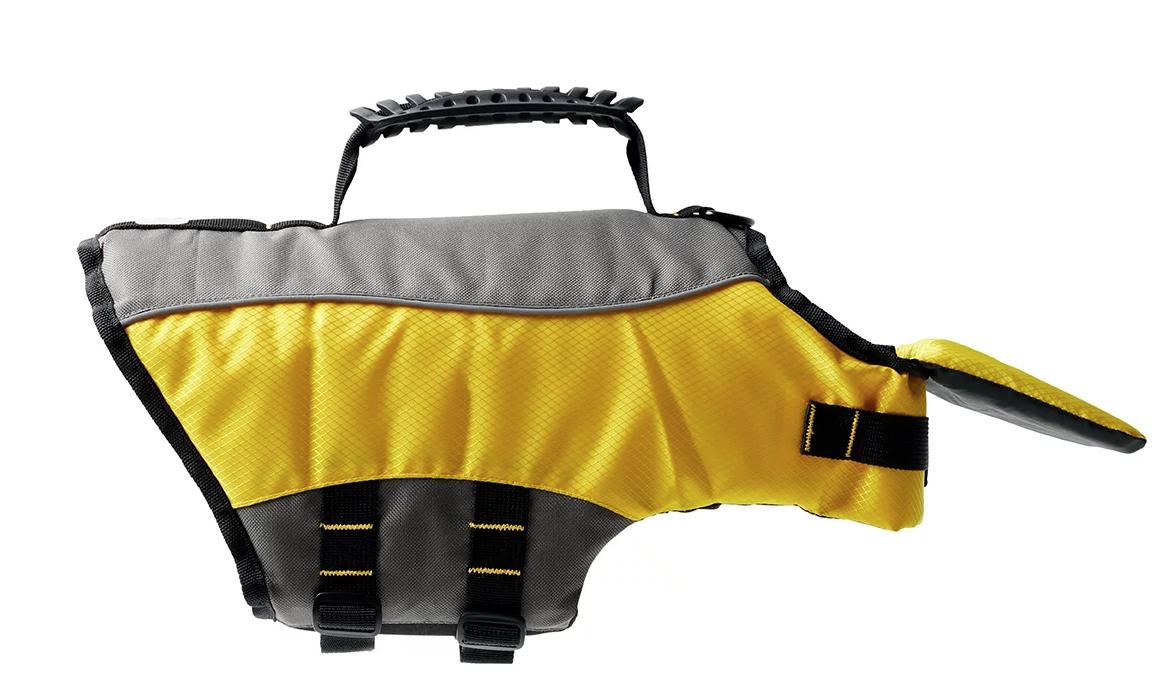 Yellow Life Jacket - GF Pet
