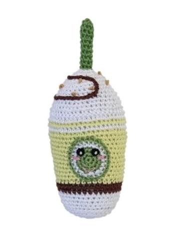 Organic Crochet Matcha Grande Toy