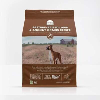 Ancient Grain Pasture Raised Lamb Recipe-Open Farm