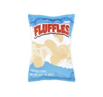 Fluffles Chips - P.L.A.Y.