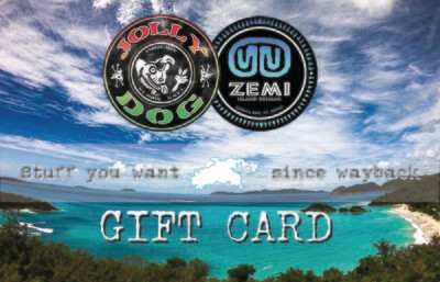 PHYSICAL ZEMI GIFT CARD