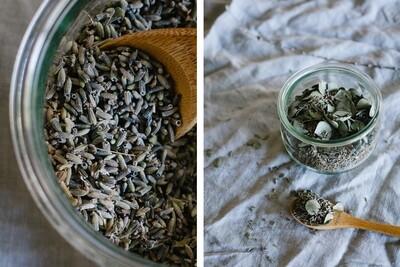 Lavender, Eucalyptus & Lemongrass Sachets