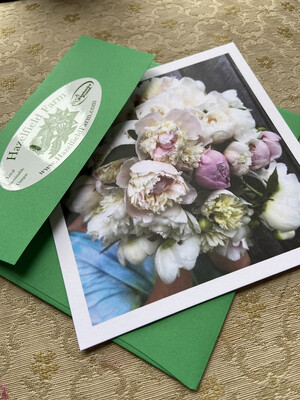 Gift a Bouquet Subscription - Card and Flowers