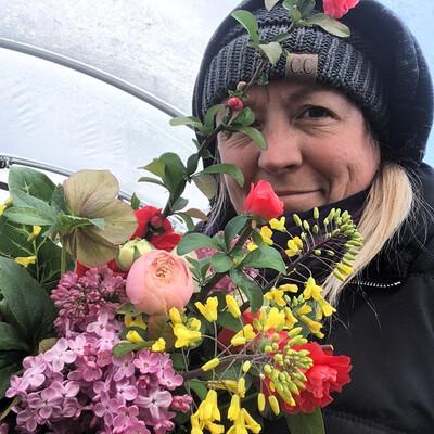 Flower Bouquet - Individual