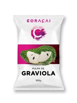PULPA DE GRAVIOLA (Bolsa 100g) (Envío gratuito)
