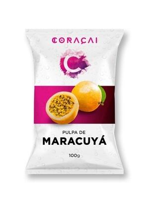PULPA DE MARACUYÁ (Bolsa 100g) (Envío gratuito)