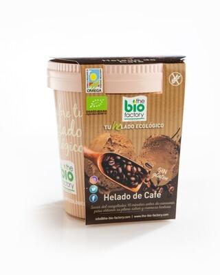 HELADO  ECOLÓGICO DE CAFÉ 480 ML (Envío gratuito)