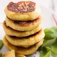 6 Potato Cakes