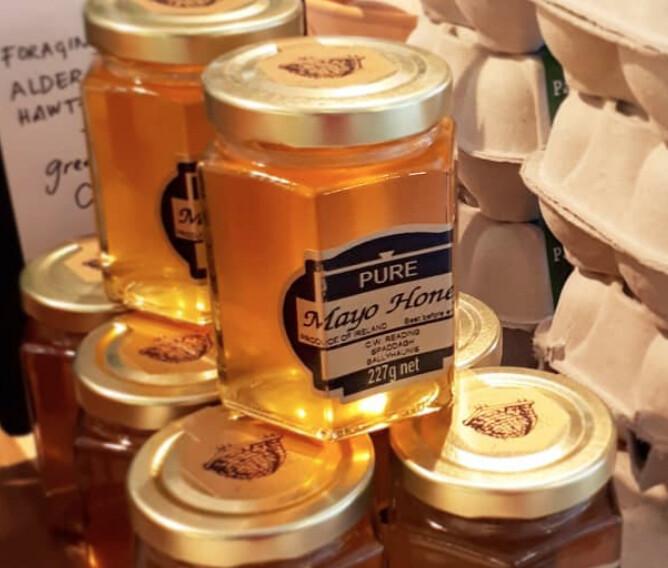 Local Mayo Honey