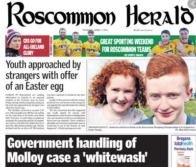The Roscommon Hearld