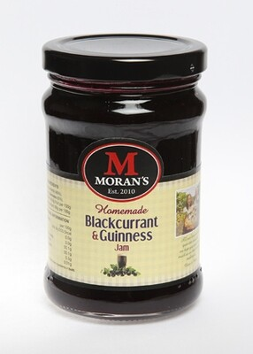 Morgans Blackcurrant & Guinness Jam