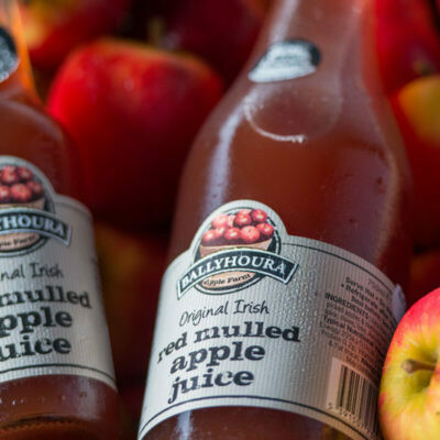 Ballyhoura Red Mulled Apple Juice