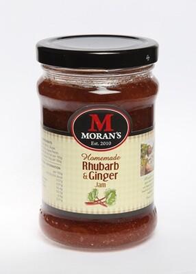 Morans Rhubarb & Ginger Jam