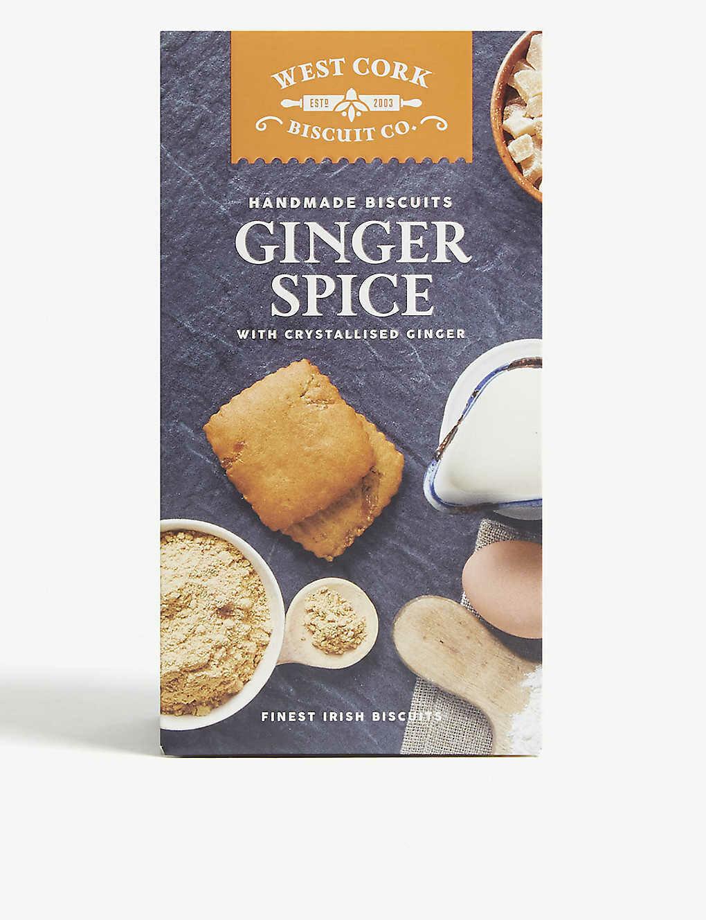 West Cork Ginger Spice Biscuit