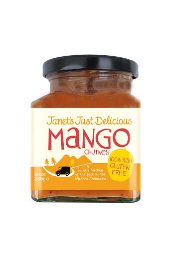 Janet's Mango Chutney