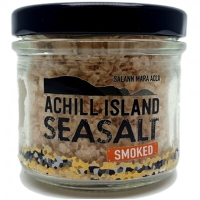 Achill Island Smoked Sea Salt