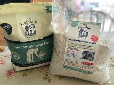 The Little Mill Wholemeal Flour - 1.5kg