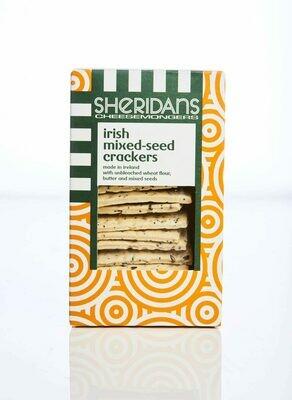 Sheridan's - Irish Mixed Seed Crackers