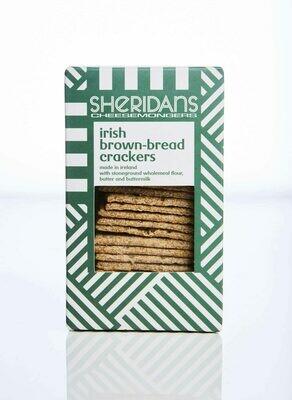 Sheridan's - Brown Bread Crackers