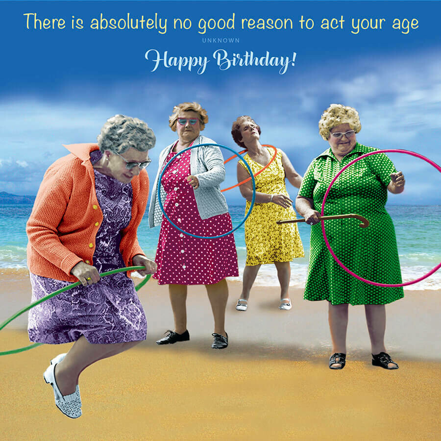 Birthday Card 1 - Made in Ireland